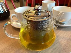 китайский гречишный чай Ку Цяо