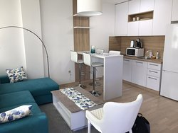 Extremely comfortable, modern apartment