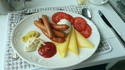 """Śniadanie """"Rubensa"""""""