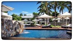 Nice resort with amazing breakfast