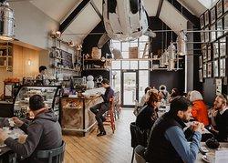 Stokes Lawn Café