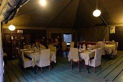 Dining Tent at Ang'ata Camp