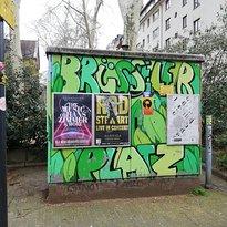 Brusseler Platz
