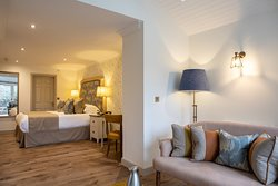 Red Screes, our Garden Suite with private Hot Tub