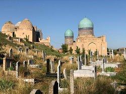 مجموعة النصب التذكاري شهر- أي - زيندار