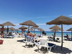 Tunezja hotel Liberty