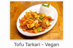 Tofu Tarkari