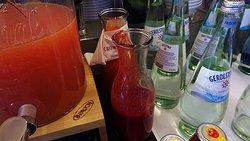 Riverside Restaurant im Crowne Plaza - Frühstück - Smoothie