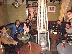 Tarihi Eminönü Kahvecisi