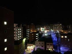 札幌エクセルホテル東急:7Fより