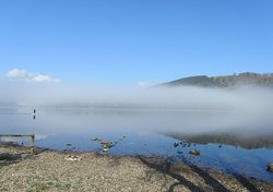 Ullswater on a magical misty morning...