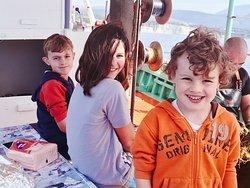 """Fishing Tourism Kefalonia """"Michalis"""" original!"""