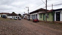 A Rua do Rosário e seu casario antigo