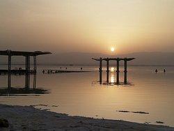 Выходные на Мертвом море
