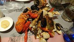 Seafood bash