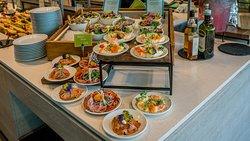 Small salad plates