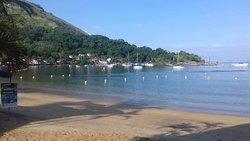 Playa muy tranquila y bella