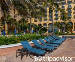 The Main Pool at The Ritz-Carlton, Cancun