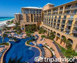 The Ocean View Room at The Ritz-Carlton, Cancun