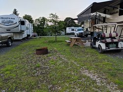Site 14 Camping