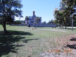 Dungeness Estate ruins