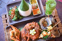 try our traditional food menu here