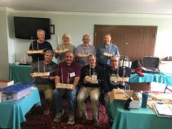 Rigging class held every May in Searsport Maine
