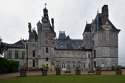 Chateau de Montigny-le-Gannelon