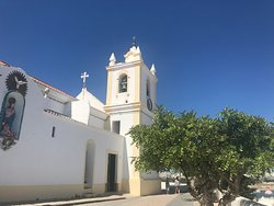 Church of Misericordia of Alvor
