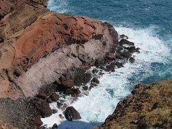 roches colorées