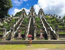 Heaven Gate Lempuyang Temple.