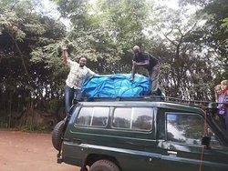 Camping safari adventures Africa Tanzania
