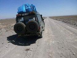Road trip to Tanzania camping safari