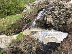 Kuhakoski Waterfall
