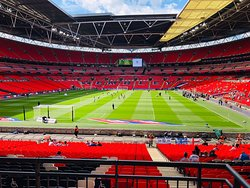 ‪Wembley Stadium‬