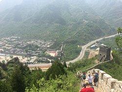 Great Wall at Huangya Pass (Huangyaguan Changcheng)