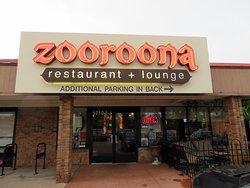 Zooroona, exterior.