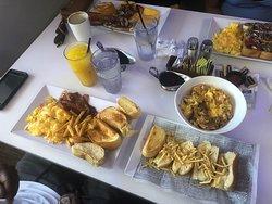 Fabulous Breakfast with Unforgettable Server!
