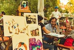 Artist's at Krakovc
