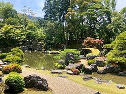 Daigo-ji Temple Sanboin Palace Garden