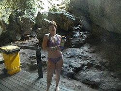 Me at the Grotto