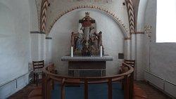 Fårup kirke - altertavle