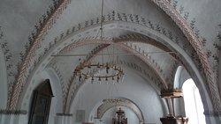 Fårup kirke - kalkmalerier