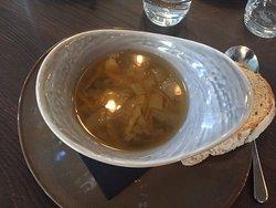 Leek and a Potato Soup