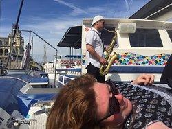 Super leuke catamaran zeiltocht