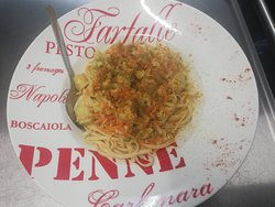 Linguines aux Saint-Jacques, lait de coco et curry de madras