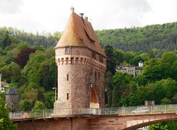 Miltenberg's - bridge tower