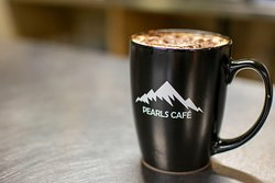 The BEST coffee in Waterton.