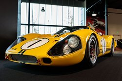 World of Speed Motorsports Museum
