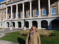 Hungarian National Gallery (Magyar Nemzeti Galeria) - Budapest, Hungary